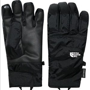 The North Face Waterproof Gloves Black